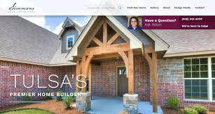 portfolio home builder websites builder designs