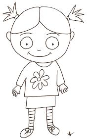 coloriage de fille de 10 ans a imprimer gratuitement