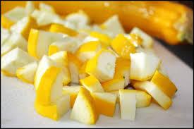 cuisiner courgette jaune confiture de courgette jaune à la fève tonka recette