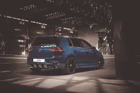 fast volkswagen cars oettinger launches new more aggressive for fast vw golfs