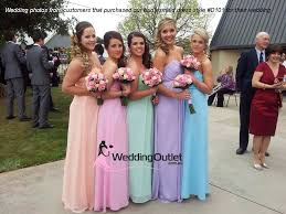 bridesmaid dresses uk watermelon bridesmaid dresses style d101 weddingfactoryoutlet