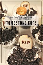 tombstone cups halloween recipes u2014 lattes life u0026 luggage