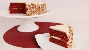 a yummy red velvet cake recipe