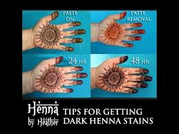 15 tips on how to to get a dark henna stain youtube