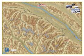 Canadian Rockies Map Multi Day Canadian Rockies Snowmobile Tours Toby Creek