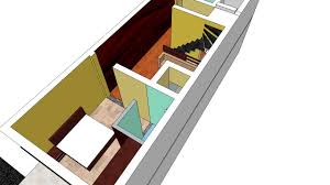 3d house floor plans 3d house floor plan dg khan pakistan 14 6 x 47 youtube