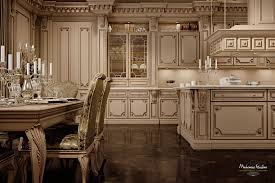 kitchen romantica lacquered and patinated version kitchen