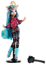 amazon com monster high brand boo students isi dawndancer doll