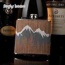 wooden flasks popular wooden flasks buy cheap wooden flasks lots from china