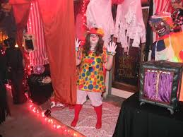 Halloween Clowns Props Clown Circus Room Theme Ideas