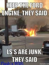 Ls Memes - you may be sick of them but there s a reason ls swaps are so common