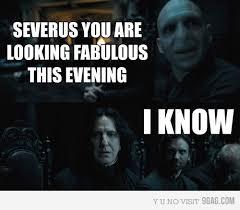 Professor Snape Meme - image 229017 severus snape know your meme