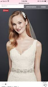 davids bridal hairstyles david s bridal wedding dress on sale 35 off