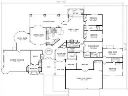 5 bedroom farmhouse floor plans farmhouse designs modern floor plans at eplans com