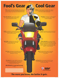 safest motorcycle boots fools gear cool gear motorcycle infographic michael padway