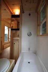 tiny house bathtub home