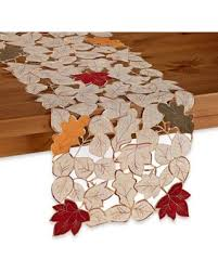 54 inch table runner check out these bargains on fall foliage 54 inch x 14 inch table runner