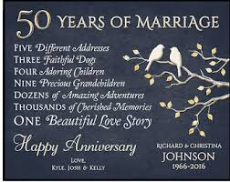 50th anniversary gift for parents 50 year anniversary gift 50th anniversary gift ideas golden