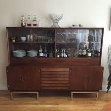 repurpose china cabinet in bedroom real solutions michael hoffman s repurposed credenza bar