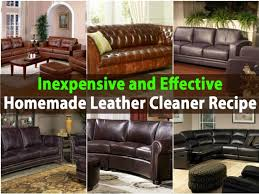 Cleaning Leather Sofa Sofa Charming Cleaning Leather Sofa Naturally Clean Couch
