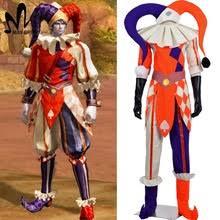 Clown Costumes Halloween Cheap Professional Clown Costumes Aliexpress