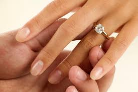 where to buy engagement rings wedding rings receiving engagement ring who buys wedding