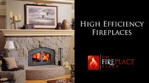 high efficiency fireplaces atlanta the fireplace place youtube