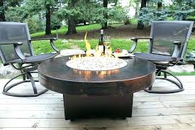large fire pit table large gas fire pit image of construction fire pit rocks large gas