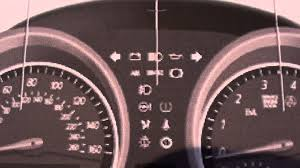 bmw service info icons bmw z4 dash lights warning symbols