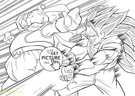 inspirational dragon ball z free coloring pages