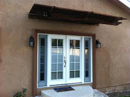 Exterior Back Door Thb Construction Back Door Replaced With Door With