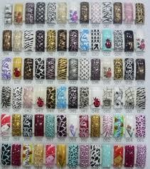 aliexpress com buy pre design artificial nails half nails