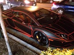 Lamborghini Aventador Neon - it u0027s a tron lamborghini no i u0027m serious pics