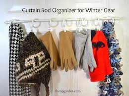the frugal pantry winter gear organizer storage tip