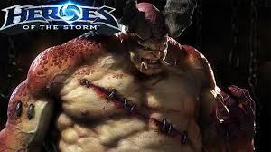 heroes of the storm butcher u0027fresh meat stacks u0027 u0027 build youtube
