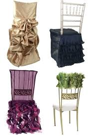 fancy chair covers fancy chair covers sassy flower linens one day events or