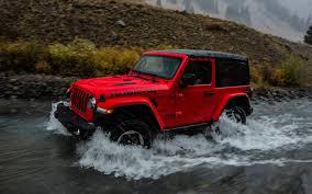 jeep range rover 2018 comparison jeep wrangler jk rubicon 2018 vs land rover range