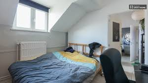 rooms for rent in brussels shared apartments spotahome double bed in rooms for rent in shared 2 bedroom flat in ixelles area