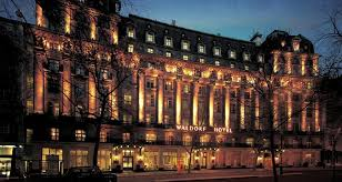 hotels in covent garden the waldorf hilton london uk