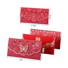 paper cut flowers chagne money envelopes set 6pc