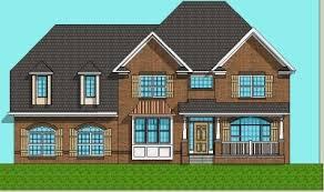 home design evansville in house design drawings open floor plan 4 bedroom 2 story house