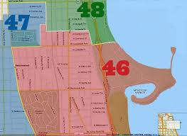 12th ward chicago map uptown update lincoln s birthday closings