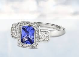 gemstone rings for art deco style this holiday season ritani