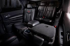 2001 Dodge Durango Interior 2014 Dodge Durango Rear Interior Cargo Space View Folded Rear Seat