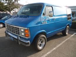 1983 dodge ram extended van prospector my first car yep