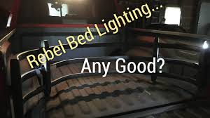 bed lighting ram rebel bed lighting any good youtube