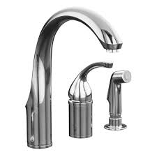 forte kitchen faucet kohler k 10430 forte single remote valve kitchen sink faucet