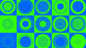 Muster Blau Grün Kostenlose Illustration Hintergr禺nde Gr禺n Blau Retro