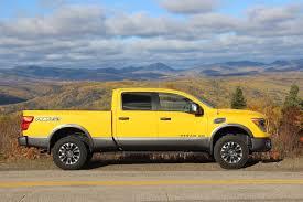 mitsubishi mini truck bed size 2017 nissan titan vs titan xd review autoguide com news