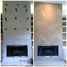 fireplace design tile pictures slate ideas wall frame fireplace